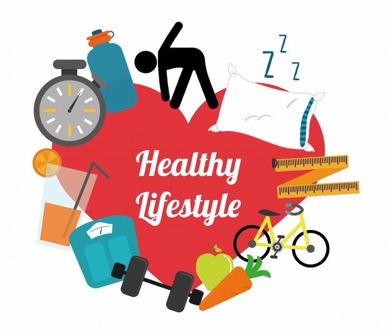 the effect of a healthy lifestyle on Stress symptoms may be affecting your health, even though you might not realize it you may think illness is to blame for that nagging headache, your frequent insomnia or your decreased productivity at work these may be warning signs of a heart attack and not simply stress symptoms.