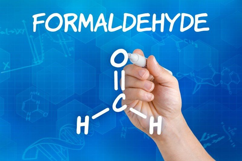 formaldehyde dangers