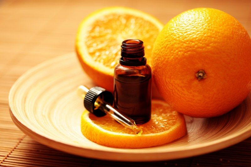 wild orange oil cleaner