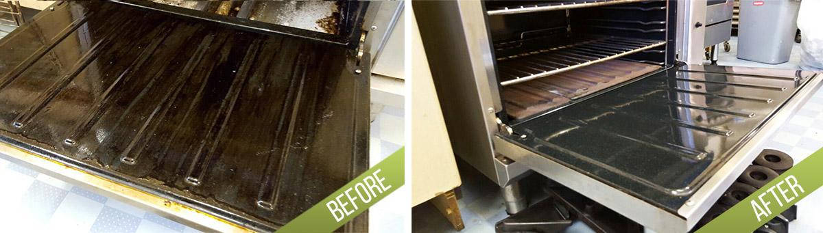 oven cleaners Harpenden