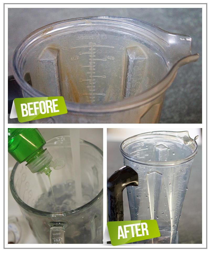 Cleaning Blender Tips