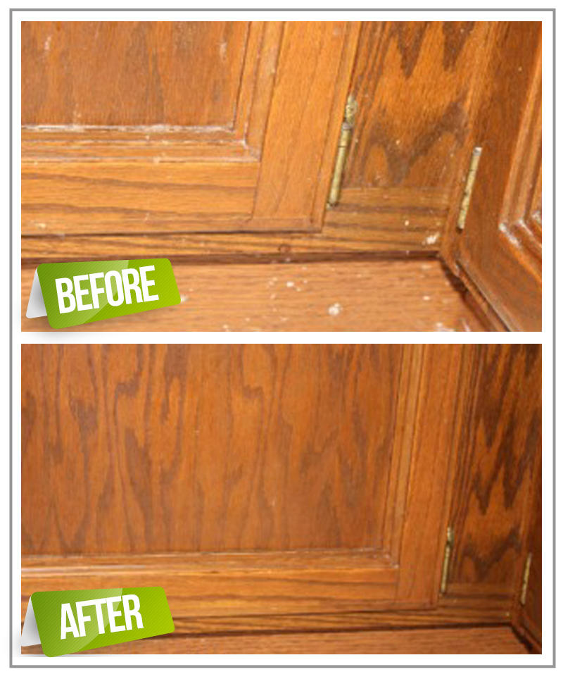 Cleaning Cabinet Tips