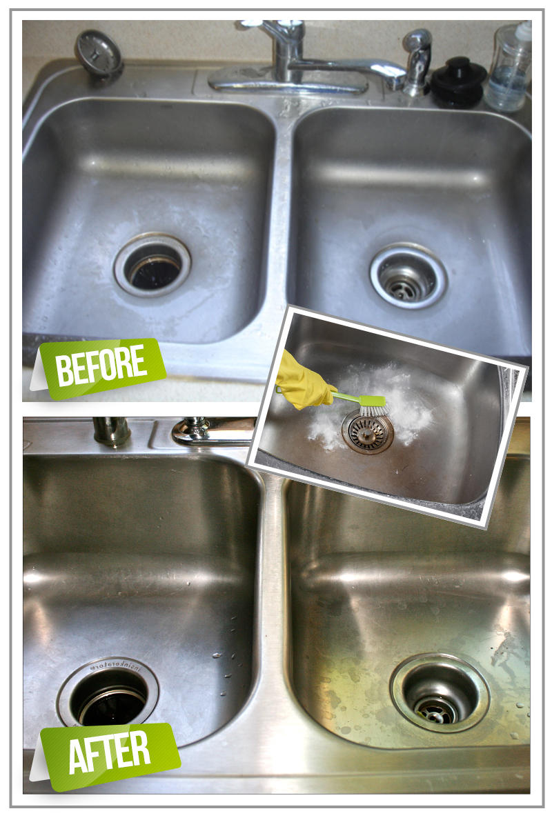Clean Sink Tips