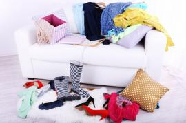 How to Survive Living with a Messy Roommate