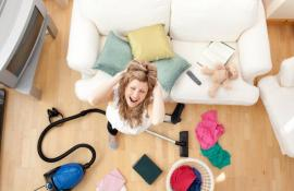 6 Ways You're Making Home Cleaning Harder Than Absolutely Necessary