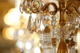 How to Make Light Fixtures and Chandeliers Sparkle