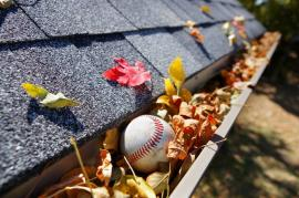Clean the Gutters, Save the House
