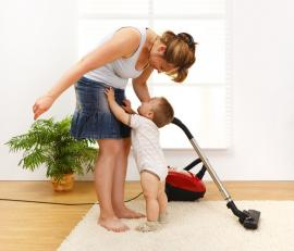 6 Invaluable Cleaning Skills to Teach to Your Kids