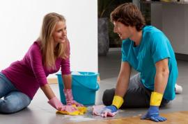 Who Cleans Better - Men or Women?
