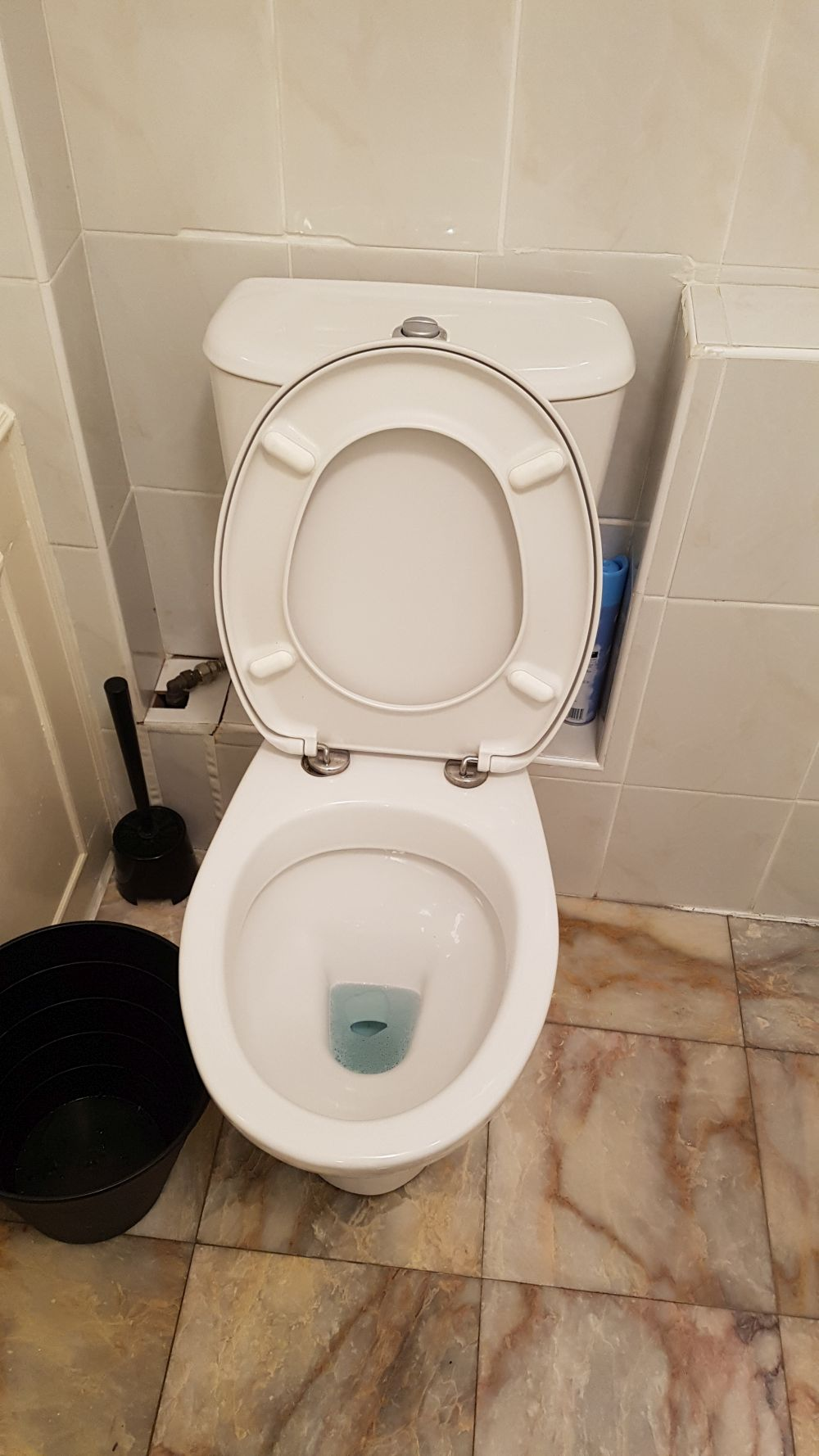 major cleaning WC2