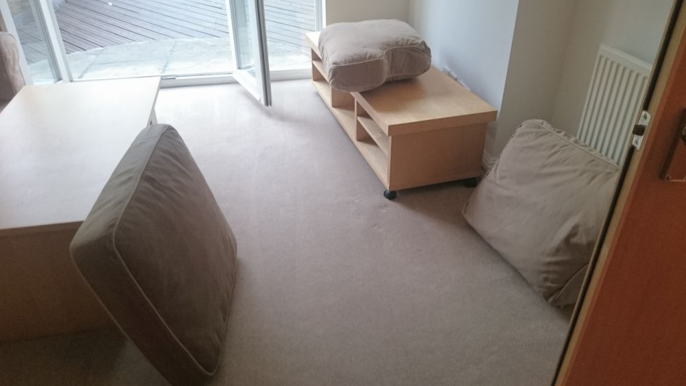 Castelnau cleaning mattress SW13